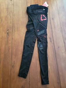 Leatt Men's Medium 3DF 6.0 Bicycle Impact Pants Mountain Bike MTB BMX M Tights