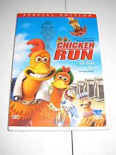 Chicken Run (DVD, 2000, Widescreen) KIDS CHILDRENS Cartoon LN