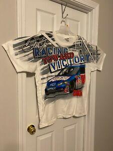 Nascar 2008 Racing Toward Victory Dale Earnhart Jr National Guard T Shirt Sz 2XL