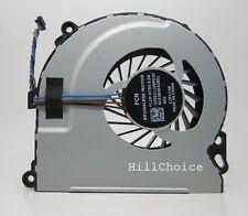 Genuine HP Envy TouchSmart 15-j024sa Laptop 4-PIN CPU Cooling Fan 6033B0032801