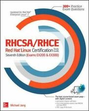 RHCSA/RHCE Red Hat Linux Certification Study Guide Exams EX200 & EX300 7th Ed