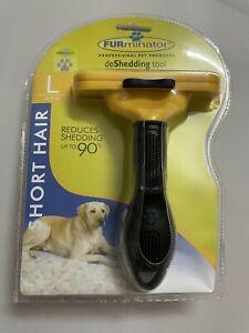 BRAND NEW FURminator Undercoat Deshedding Tool Short hair for Large Dogs SEALDED