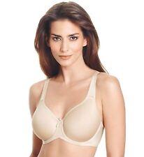 Wacoal 853192 Underwire Padded Basic Beauty Contour T-Shirt Bra size 34G Nude