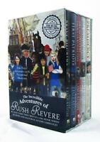 New RUSH REVERE Boxed Gift Set Collection 5 Hardcover Books 1 2 3 4 5 Limbaugh