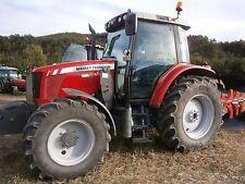 Massey Ferguson Tractor Workshop Manuals 6400 Series