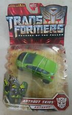 NEW TRANSFORMERS REVENGE OF THE FALLEN ROTF MOVIE DELUXE FIGURE AUTOBOT SKIDS!