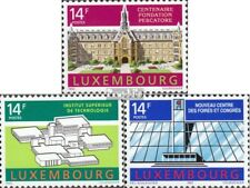 Luxemburg 1288-1290 postfris 1992 Bouwen