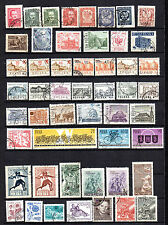 Lot 150 timbres divers oblitérés de Pologne ,