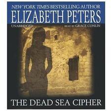 The Dead Sea Cipher by Elizabeth Peters (2013, CD, Unabridged)