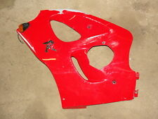 98 SUZUKI GSX-R 600 SRAD LEFT SIDE FAIRING COWL PANEL COVER 33E00 GSXR 99 00
