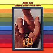 Wonderful World Beautiful People by Jimmy Cliff CD in case w/ book