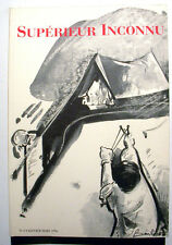 SURREALISME/SUPERIEUR INCONNU/REVUE/N°2/1996/RARE