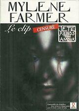 MAGAZINE - MYLENE FARMER : LE CLIP CENSURE JE TE RENDS TON AMOUR SIDACTION 1999