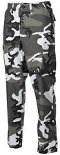URBAN CAMOFLAGE  MENS  BDU Cargo Pants Mens Military CITY CAMO Pants SIZE 44X32