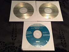 Dell Latitude D430 D531 ATG D630 D630 D631 D830 CD de controladores de recuperación