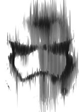 Star Wars Episode VII - Stormtrooper Lines - Ready Framed Canvas 60x80cm