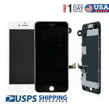 For iPhone 8 Plus Replacement LCD Screen Digitizer Touch with Camera Complete A+