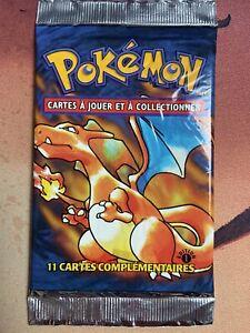 Pokemon 1st edition base set - French booster - Charizard Artwork! - CCNCOMICS