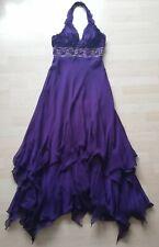NEU Lila Kleid mit Perlen von Juju & Christine, Gr. 38/40, Abendkleid, lang