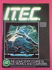 I. T. Decir C 1980's Electrónica & Ordenador Tecnología Revista - Part 10