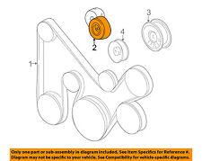 MITSUBISHI OEM 01-06 Montero-Serpentine Drive Fan Belt Tensioner 1345A078