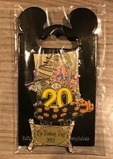 Disney's Lock / Schock / Barrel - Pin Trading Day 20th Anniversary 2012 LE Pin