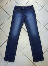 "TOM TAILOR Jeans ""Hanna"" Gr. DE 40  blau stonewashed Slim Line wie NEU"