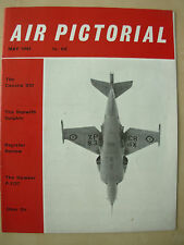 AIR PICTORIAL MAGAZINE MAY 1961 HAWKER P.1127 VTOL RESEARCH AIRCRAFT