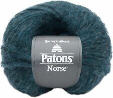 New listing Patons Norse Yarn-Teal Blue