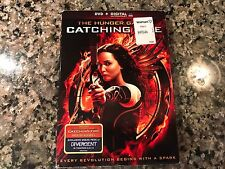 The Hunger Games Catching Fire New Sealed Dvd! 2013 Action! Insurgent Divergent