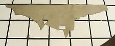 "Gorgeous ""Ionian"" Beige Scrap Leather Hide - Smooth! Approx. 5 sqft. H12Z23-7"