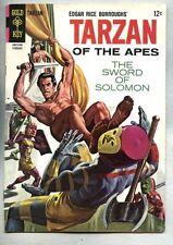 Tarzan #148-1965 fn Russ Manning / George Wilson