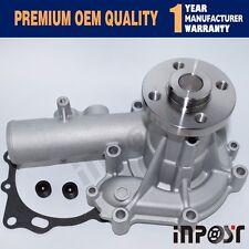 New Water Pump for Yanmar S4D106 4TNV106 4TNE106 123900-42000