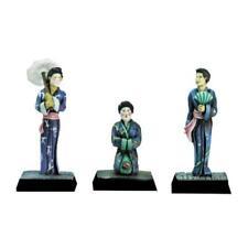 FENRYLL las geishas X 3 figuras
