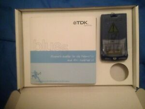 TDK Blue 5 Bluetooth Module for Palm V/Vx & IBM WorkPad c3