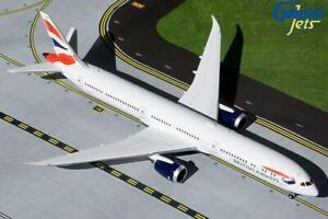 Gemini Jets British Airways Boeing B787-10 1:200 Scale G2BAW904 With Stand