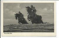 Patroillen-Ritt * Feldpost 1940 Altenburg Res. Ers. Abt. 24