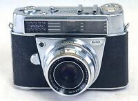 KODAK Retina Automatic I Vintage Film Camera f/2.8 45mm Lens Germany AS IS