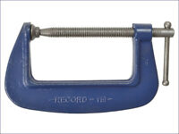 Irwin Record 119 Medium-Duty Forged G Clamp 75mm (3in) 119/3