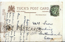 Genealogy Postcard - Snow - Barling - Southend on Sea - Essex - Ref 8226A