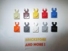 Choose Quantity x2 x4 x10 x20 Plate Plaque 2x10 10x2 3832 Black//Noir Lego