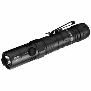 Nitcore Taschenlampe MH12 V2 1200 Lumen    Schwarz