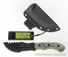 TOPS KNIVES TOM BROWN MINI TRACKER  Messer  Outdoor  Survival