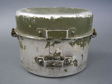 Original German WWII Reissued Italian Mess Kit USED BUT IN GOOD CONDITION!