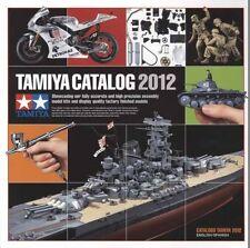 NEW! Tamiya 2012 Catalog 64370 NIB