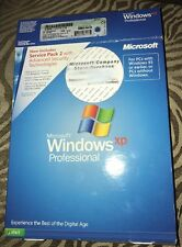 Microsoft Windows XP Professional 2002 With SP2