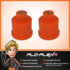 Seat Leon Rear Axle Beam Bushes in Poly Polyurethane Flo-Flex
