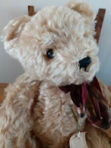 Large Herman Growl Bear limited edition