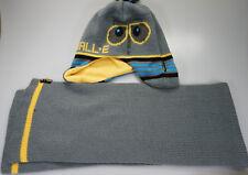 * Disney Wall-e l'inverno cappello e sciarpa 3-5 anni (I)