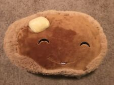 Squishables Comfort Food Pancakes RETIRED Used w/o Tags EUC